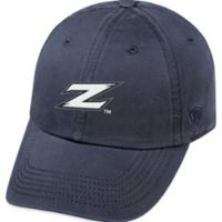 University of Akron Adjustable Embroidered Crew Cap