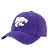 Kansas State University Adjustable Embroidered Crew Cap