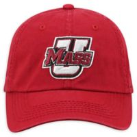 University of Massachusetts Amherst Adjustable Embroidered Crew Cap