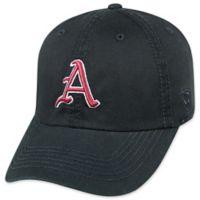 University of Arkansas Adjustable Embroidered Crew Cap