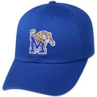 University of Memphis Adjustable Embroidered Crew Cap