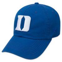 Duke University Adjustable Embroidered Crew Cap
