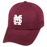 Mississippi State University Adjustable Embroidered Crew Cap