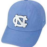 University of North Carolina Adjustable Embroidered Crew Cap