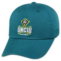 University of North Carolina at Wilmington Adjustable Embroidered Crew Cap