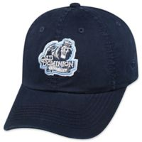 Old Dominion University Adjustable Embroidered Crew Cap
