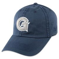 Georgetown University Adjustable Embroidered Crew Cap