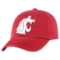 Washington State University Cougars Adjustable Crew Hat
