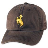 University of Wyoming Cowboys Adjustable Crew Hat