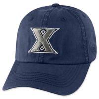 Xavier University Musketeers Adjustable Crew Hat