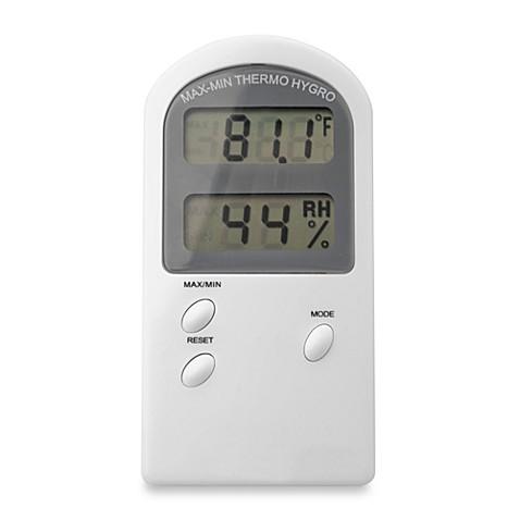Charming Holmes® Digital Thermometer/ Hygrometer