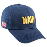 United States Naval Academy Midshipmen Adjustable Crew Hat