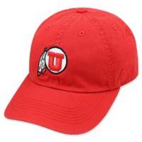 University of Utah Utes Adjustable Crew Hat in Red