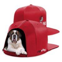 NBA Portland Trailblazers NAP CAP Large Pet Bed