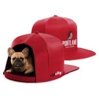 NBA Portland Trailblazers NAP CAP Medium Pet Bed