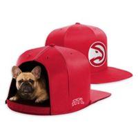 NBA Atlanta Hawks NAP CAP Medium Pet Bed