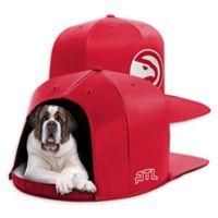 NBA Atlanta Hawks NAP CAP Large Pet Bed