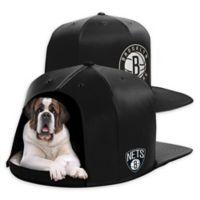 NBA New Jersey Nets NAP CAP Large Pet Bed