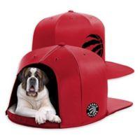 NBA Toronto Raptors NAP CAP Large Pet Bed