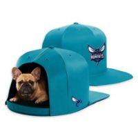 NBA Charlotte Hornets NAP CAP Medium Pet Bed