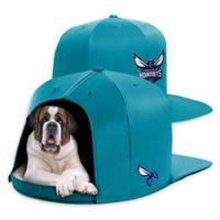 NBA Charlotte Hornets NAP CAP Large Pet Bed