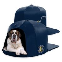 NBA Utah Jazz NAP CAP Large Pet Bed