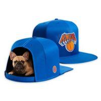 NBA New York Knicks NAP CAP Medium Pet Bed