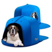 NBA Dallas Mavericks NAP CAP Large Pet Bed