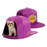 NBA Los Angeles Lakers NAP CAP Small Pet Bed