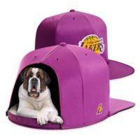 NBA Los Angeles Lakers NAP CAP Large Pet Bed
