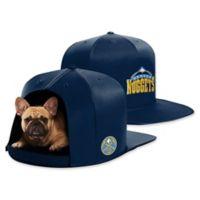 NBA Denver Nuggets NAP CAP Medium Pet Bed