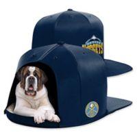 NBA Denver Nuggets NAP CAP Large Pet Bed