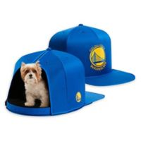 NBA Golden State Warriors NAP CAP Small Pet Bed