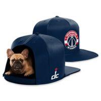 NBA Washington Wizards NAP CAP Medium Pet Bed