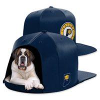 NBA Indiana Pacers NAP CAP Large Pet Bed