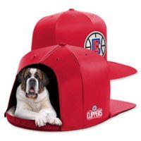NBA Los Angeles Clippers NAP CAP Large Pet Bed