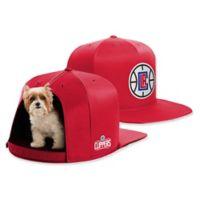 NBA Los Angeles Clippers NAP CAP Small Pet Bed