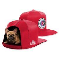 NBA Los Angeles Clippers NAP CAP Medium Pet Bed