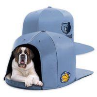 NBA Memphis Grizzlies NAP CAP Large Pet Bed