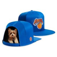 NBA Oklahoma City Thunder NAP CAP Small Pet Bed