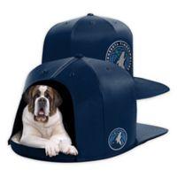 NBA Minnesota Timberwolves NAP CAP Large Pet Bed