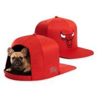 NBA Chicago Bulls NAP CAP Medium Pet Bed