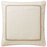 Waterford® Annalise European Pillow Sham in Gold