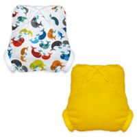 Tidy Tots® 12-Piece Owl Diaper and Diaper Cover Essential Set