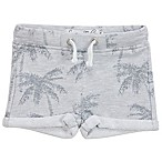 Sovereign Code™ Size 2T Palm Trees Short in Grey