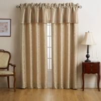 Marquis® by Waterford Isabella Valance in Gold