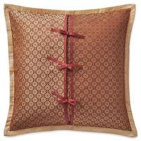 Marquis® by Waterford Devlin European Pillow Sham in Paprika