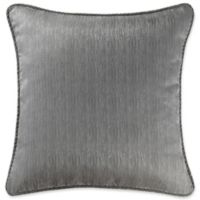Marquis® by Waterford Samantha European Pillow Sham in Platinum