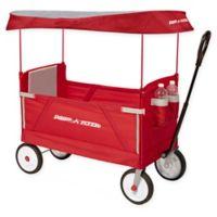 Radio Flyer® 3-in-1 EZ Fold Wagon with Canopy