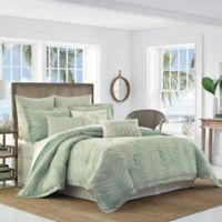 Tommy Bahama® Abacos Full/Quen Duvet Cover Set in Aqua